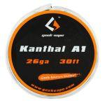 Geek Vape - Kanthal A1 | 26 GA | 30 FT | ZK03