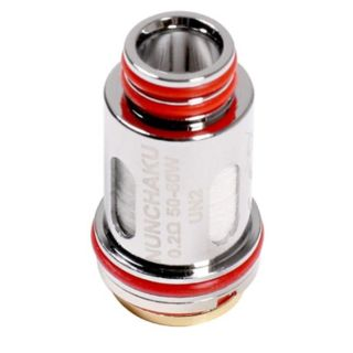 Uwell - 4er Pack Nchku Meshed-H Coils   0,14ohm   50W - 60W