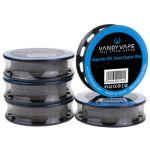 Vandy Vape - NI80 Superfine MTL Fused Clapton Wirte |...