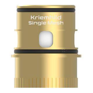 Vapefly - 3er Pack Kriemhild Single Mesh Coil Gold   0,2ohm   50W - 80W