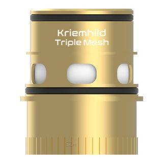 Vapefly - 3er Pack Kriemhild Triple Coil Gold | 0,15ohm | 50W - 80W