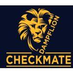 Dampflion Checkmate - Black Lion (Ingwer, Kaktus, Menthol, Eukalyptus) | 12,5ml Aroma in 120ml Flasche
