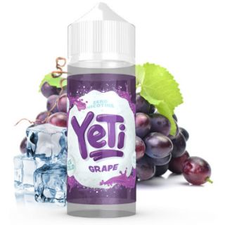 Yeti - Grape (Traube) Ice | 100ml o.N. in 120ml Flasche