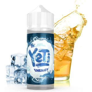 Yeti - Energy Ice | 100ml o.N. in 120ml Flasche