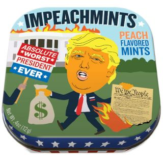 The Unemployed philosophers Guild - Impeachmints | Absolute *WORST* President *EVER*