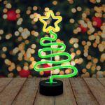 Gift Republic - Neonlicht Weihnachtsbaum