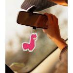 Gift Republic - Llama Auto Lufterfrischer   Kirsche