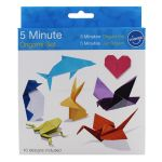 Winkee - 5 Minuten Origami Set