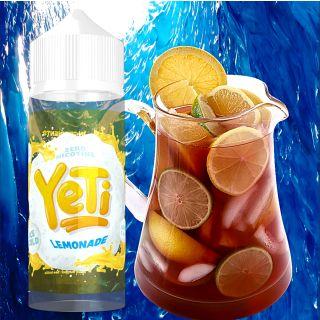 Yeti - Lemonade (Zitrone, Limonade) Ice | 100ml o.N. in 120ml Flasche