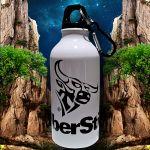 SilberStier - Trinkflasche Oregon mit Karabiner | 350ml