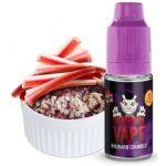 Vampire Vape - Rhubarb Crumble (Rhabarber Muffin) | 10ml