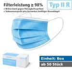 Siegmund Care - Medizinischer Mund- und Nasenschutz Typ...
