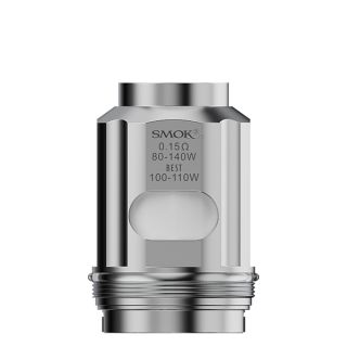 Smok - 3er Pack TFV18 Dual Meshed Coil 0,15ohm | 80W - 140W (am Besten wären 100W - 110W)
