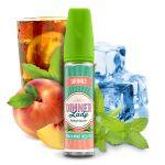 Dinner Lady Drinks - Peach & Mint Iced Tea (Pfirsich,...