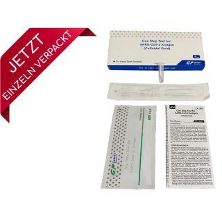 Weku - GP Getein Biotech Inc. SARS CoV-2 Antigen (Einzelner Test)