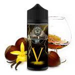 Black Dog Vape - 5 (Maronen, Vanille, Rum) | 20ml Aroma...
