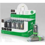M2 Tec - USB Type-C Aufladekabel | 3.0 A Max Output |...