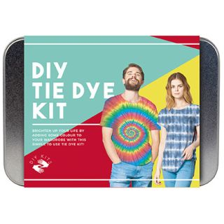Gift Republic - DIY Tie Dye Kit (Farbstoffkit für Klamotten)