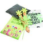 Wunderle - Einfach Danke | Wundertüte mit Blumensamen