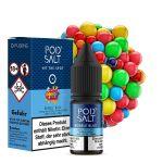 Pod Salt Fusion - Bubble Blue (Kaugummi) | 20mg/ml (2%)...