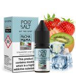 Pod Salt Fusion - Pacha Mama Strawberry Kiwi Ice...