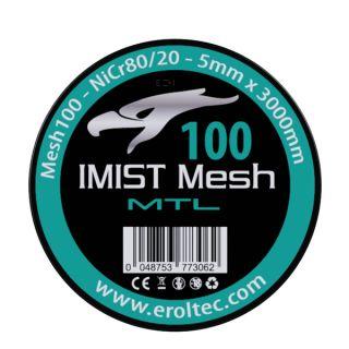 Imist - NiCr80 MTL Mesh Wire 100 Wickeldraht | 5mm x 3000mm