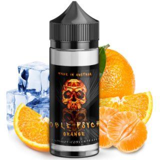 Headshot - Noble Psycho Orange (Mandarine, Orange, Koolada)   15ml Aroma in 100ml Flasche