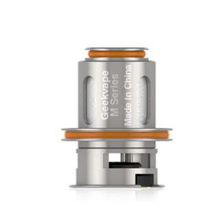 Geek Vape - 5er Packung M 0,14ohm Coils (60W - 80W) für Zeus Max mit 4ml Füllvolumen