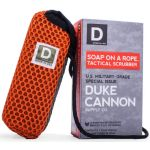 Duke Cannon - Taktische Seife an einem Rope Scrubbing Pouch