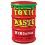 Toxic Waste - Red Sour Candy