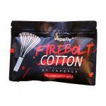 Vapefly - Firebolt Cotton 10g | Pre Loaded Cotton 20PCS