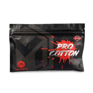 Coil Master - Pro Cotton   10 PCS