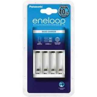 Panasonic Eneloop - AA Batterie Charger   BQ-CC51E