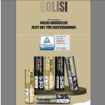 Golisi - S35 Pro Series | 21700 | 3,7V | 3750MAH | CDR: 30A / MAX: 40A