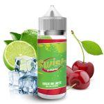 Swish - Kirsche und Limette | 100ml o.N. in 120ml Flasche