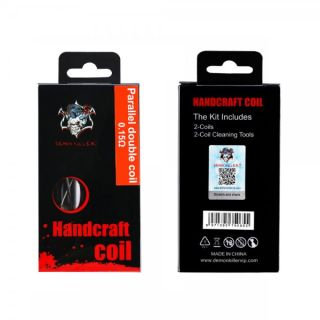 Demon Killer - Parallel double coil 0,15ohm | Handcraft Coil
