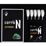 Vivismoke - Cotton Express | 100% Pure Cotton | 10 Packs a 5