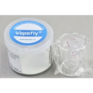 Vapefly - 5ml Brunhilde MTL RTA Ersatz Glastank