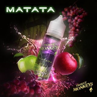 Twelve Monkeys - Matata | 50ml o.N. in 60ml Flasche