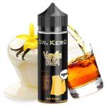 Dr. Kero - Vanille + Rum | 18ml Aroma in 120ml Flasche