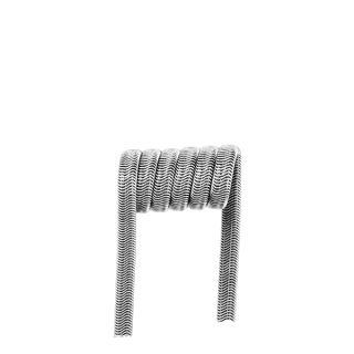 Bi-Turbo NiCr Handmade Coil